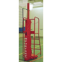 SPORTSET MATCH VOLLEYBALL POSTS (PAIR)