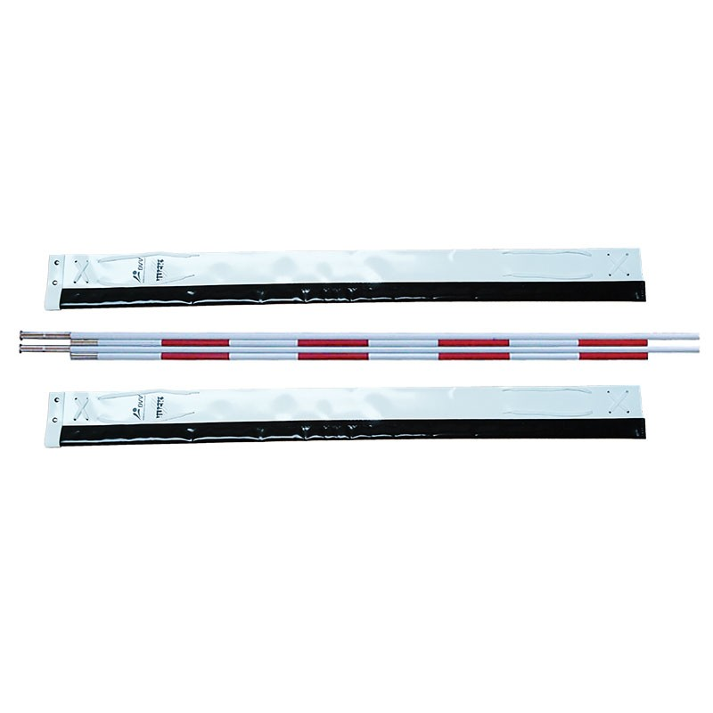 MIKASA ANTENNAE 2 PIECE WITH TIE ON SHEATHS (PAIR)