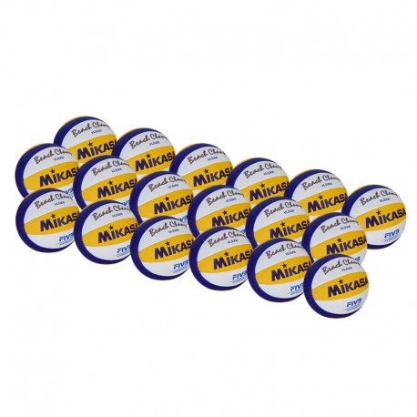 MIKASA OUTDOOR OLYMPIC VOLLEYBALL 18 PACK