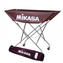 BALL CART MAROON