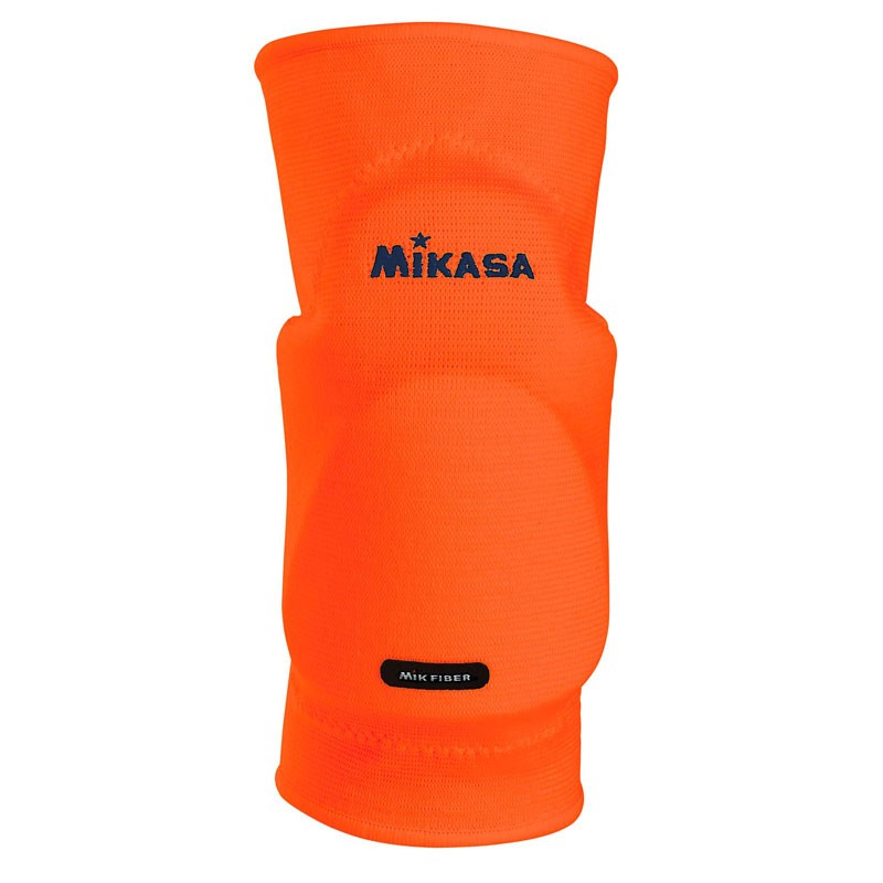 MIKASA MT6 ORANGE KNEE PAD (Pair)