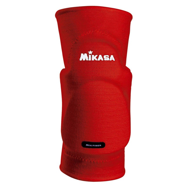 MIKASA MT6 RED KNEE PAD (Pair)