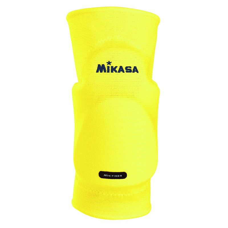 MIKASA MT6 FLO YELLOW KNEE PAD (Pair)
