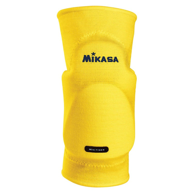 MIKASA MT6 YELLOW KNEE PAD (Pair)