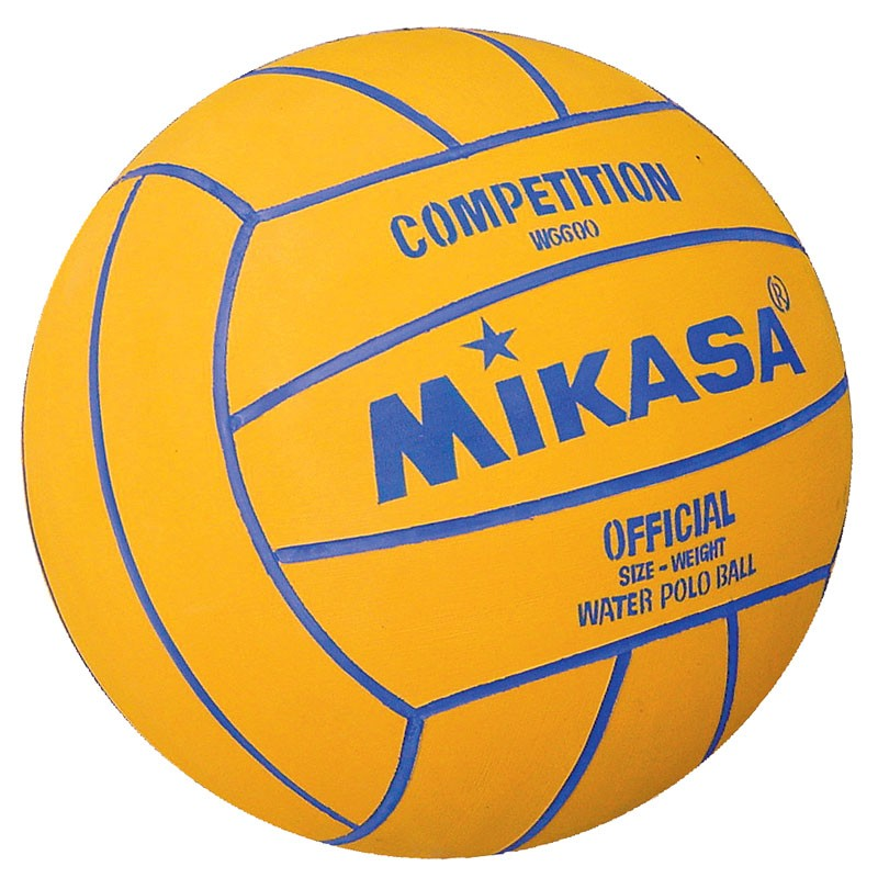 MIKASA MENS WATER POLO BALL W6600
