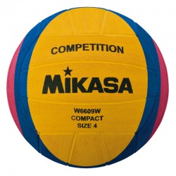 MIKASA WOMENS WATER POLO BALL W6609W