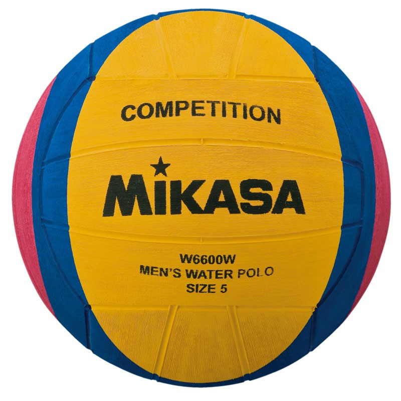 MIKASA MENS WATER POLO BALL W6600W
