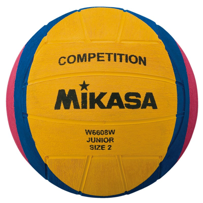 MIKASA YOUTH WATER POLO BALL W6608W