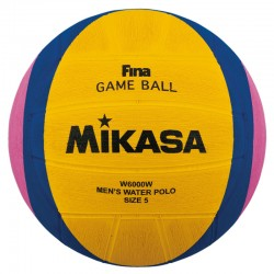 MIKASA MENS WATER POLO BALL W6000W (Olympic)