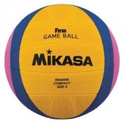 MIKASA WOMENS WATER POLO BALL W6009W (Olympic)