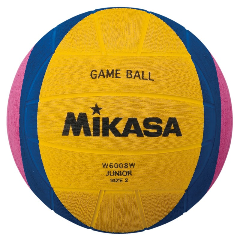 MIKASA YOUTH WATER POLO BALL W6008W