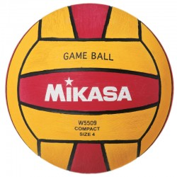 MIKASA WOMENS WATER POLO BALL W5509RED