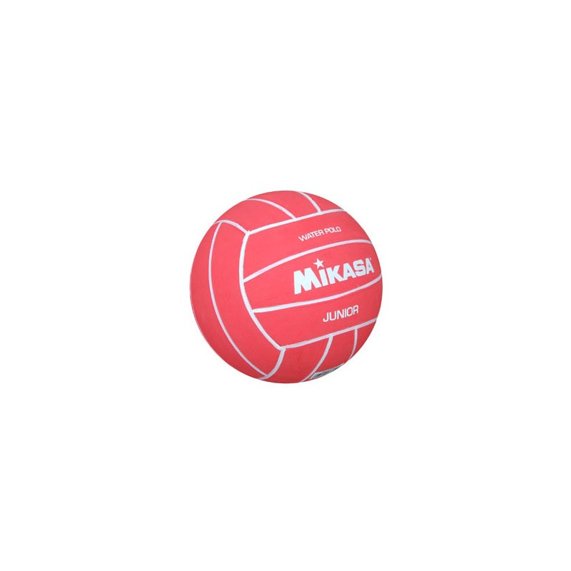 MIKASA JUNIOR USA WATER POLO BALL RED W5008RED