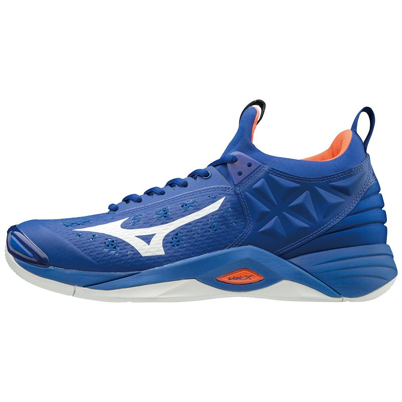 MIZUNO WAVE MOMENTUM MENS UPPER