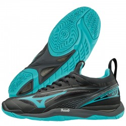 Mizuno Wave Mirage 2.1 (Womens) Black Blue