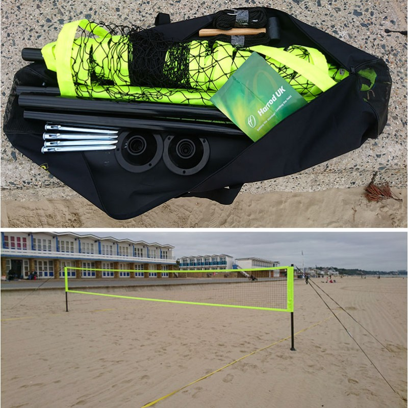 SPORTSET OUTDOOR NET SYSTEM BEACH