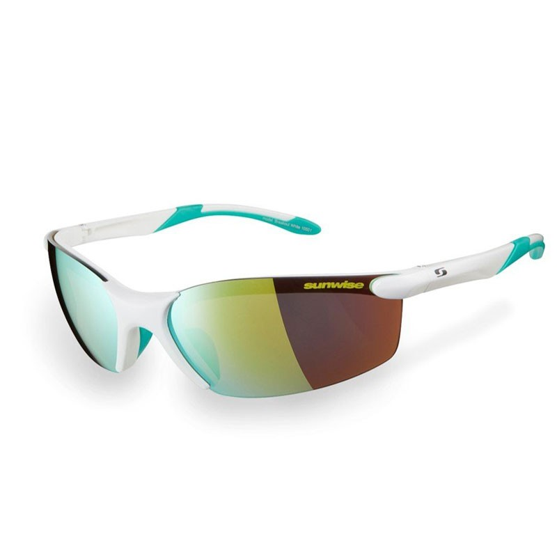 BREAKOUT SPORTS SUNGLASSES WHITE