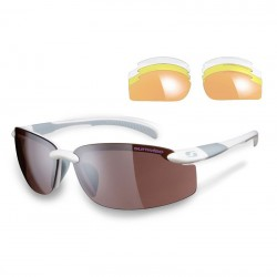 PACIFIC SPORTS SUNGLASSES WHITE