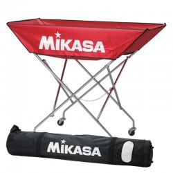 MIKASA BALL CART (Red)