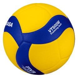 NEW MIKASA VT500W HEAVY TRAINING BALL