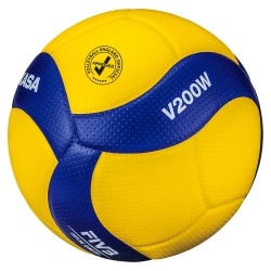 Mikasa V200W, The 2019 Official FIVB Game Ball VOLLEYBALL ENGLAND OFFICIAL APPROVED