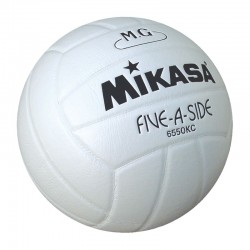 MIKASA FIVE A SIDE BALL WHITE