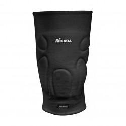 MIKASA MT7 MENS TECHNICAL KNEE PAD BLACK