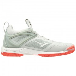 Mizuno Wave Mirage 3 (Women)  White Grey