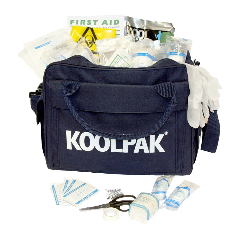 KOOLPAK MULTI PURPOSE TEAM FIRST AID KIT