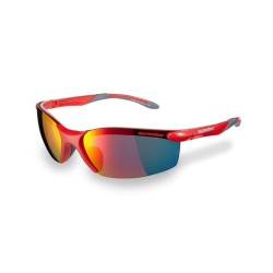 BREAKOUT RED SUNGLASSES