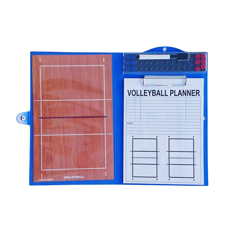 RUCANOR MAGNETIC VOLLEYBALL COACHING BOARD