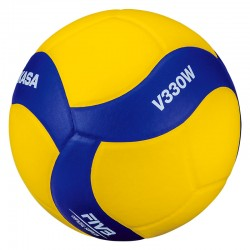 MIKASA NEW V330W VOLLEYBALL (Club Model)