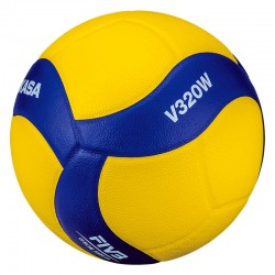 MIKASA NEW V320W VOLLEYBALL (Delux Model)