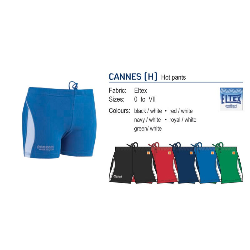 PANZERI CANNES H WOMENS SHORTS