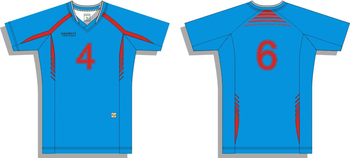 "Shirts 100/150mm( 4"" & 6"") Outline (Standard)"