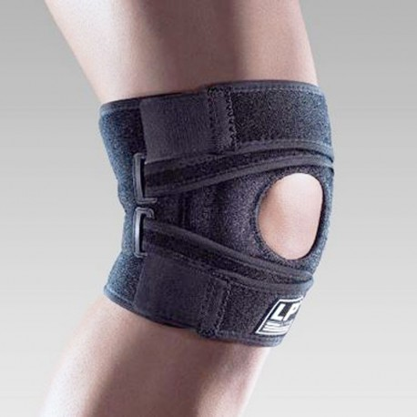 KNEE WITH POSTERIOR STRAP