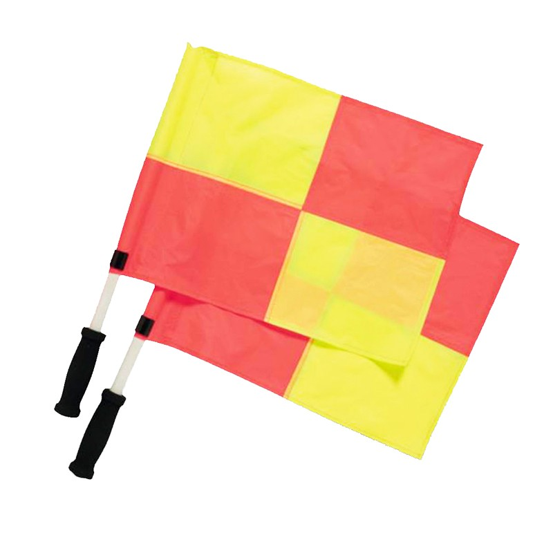 RUCANOR CHECK LINESMAN FLAGS