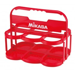 MIKASA BOTTLE CARRIER-RED FOLDING