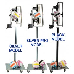 BALL MACHINE, SILVER, MAINS PRO & BLACK MODELS