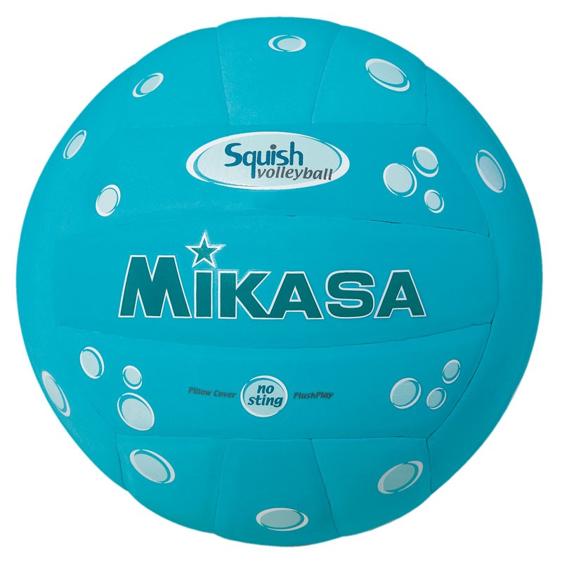 MIKASA SQUISH VOLLEYBALL BLUE