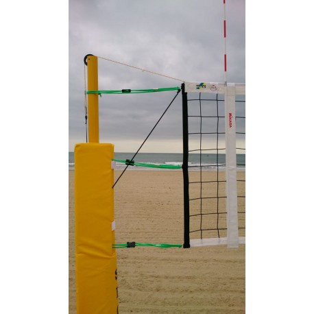 OUTDOOR NET POST PADDING